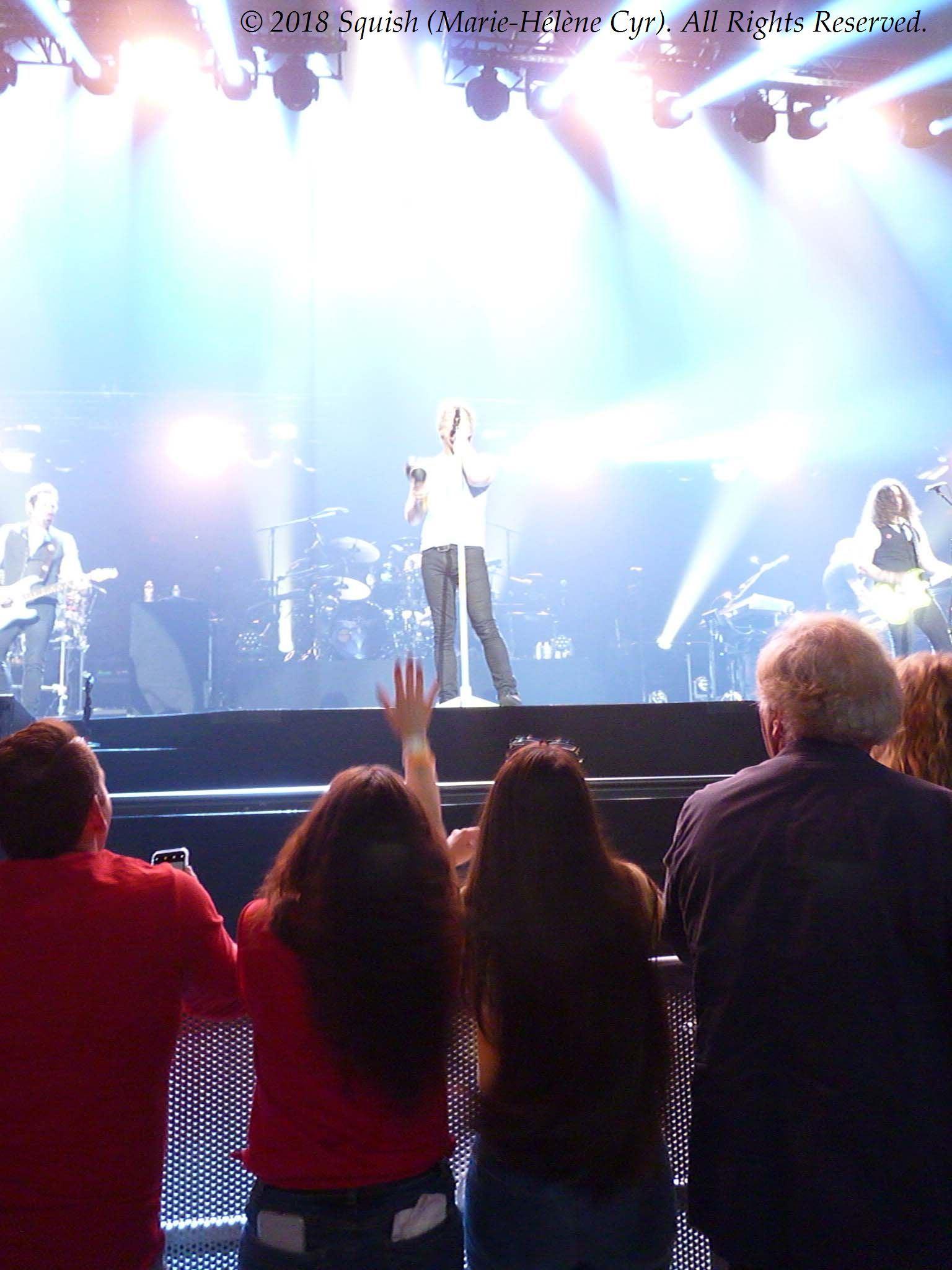 Bon Jovi - Centre Bell, Québec, Canada (17 mai 2018)